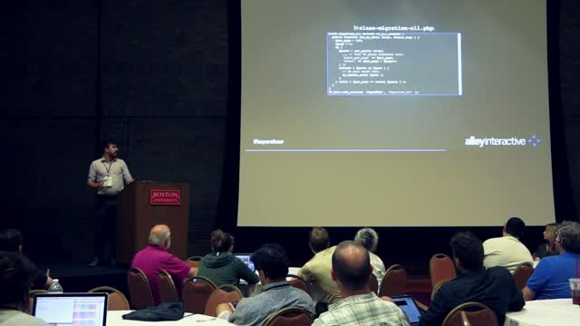 Matt Johnson: Content Migration - Beyond WXR