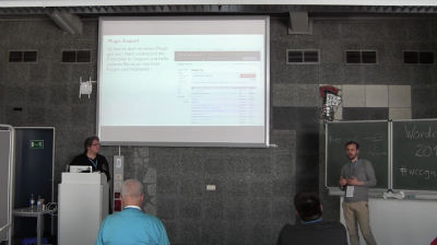 Frank Staude, Torsten Landsiedel: Mitmachen bei WordPress