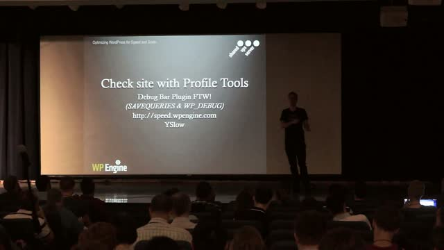 Ben Metcalfe: Optimizing WordPress For Speed And Scale