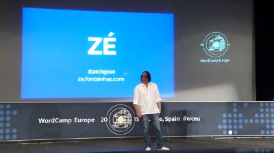 Zé Fontainhas: How WordCamp Europe Came to Be