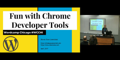 Steve Stern: Fun with Chrome's Development Tools