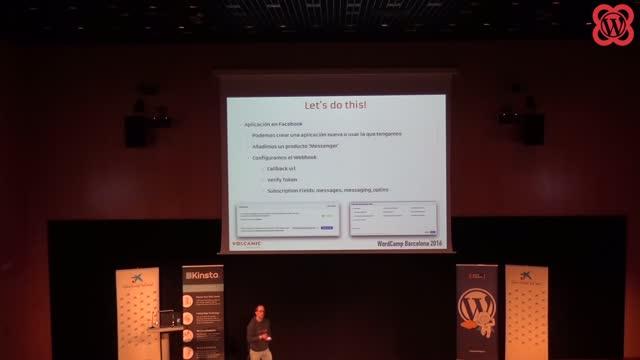 Jordi Favà: Chatbots y formas de integración con WordPress