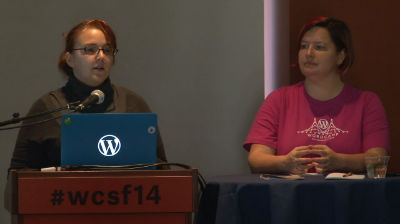 Jen Mylo and Andrea Middleton: WordCamps/Meetups