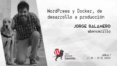 Jorge Salamero Sanz: WordPress y Docker, de desarrollo a producción