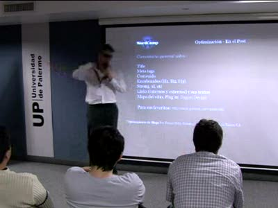 WordCamp Argentina 2007: SEO y WordPress