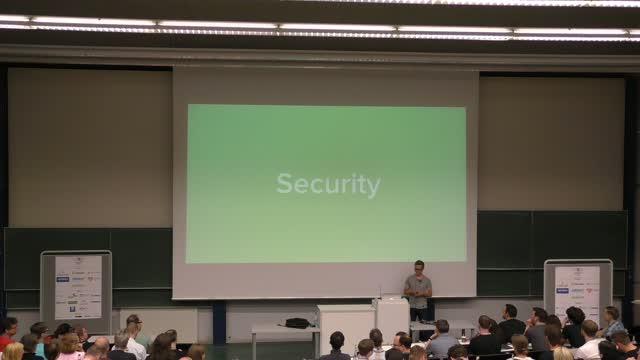 Pascal Birchler: Keynote