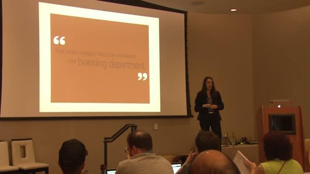 Izabela Lundberg: Create Professional Brand – Local and Global