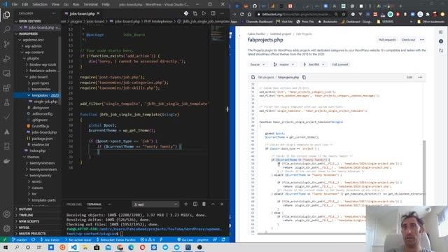 Fabio Pacifici: How to Create a Custom WordPress Plugin - Override Template files #3