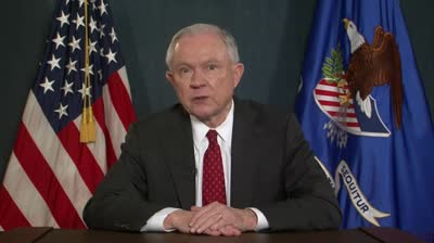 Attorney General Sessions_ Message to Justice Department Employees