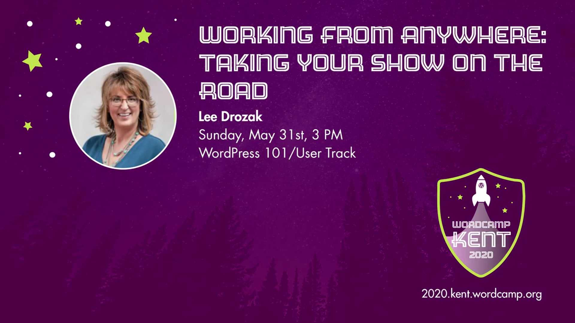 Lee Drozak: Working From Anywhere