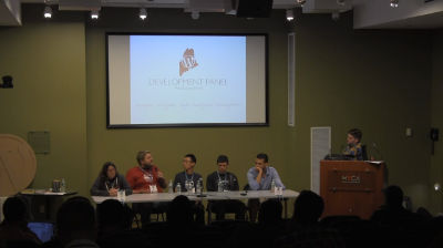 Rachel Baker, Sam Hotchkiss, Xiao Yu, Patrick Rauland, Konstantin Obenland: Panel Discussion - Development