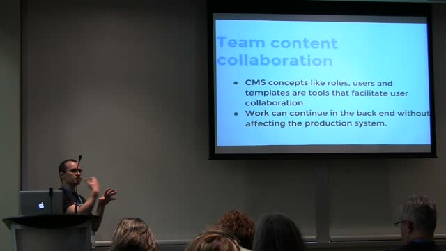 Marcelo Granados: Why WordPress Is a Good Fit on Agile Environments