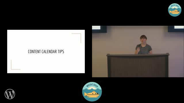 Wrigley Gannaway : Content Calendars and Synergy