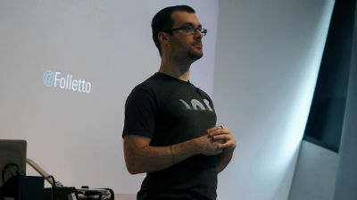 Davide Casali: Design with Personas - A Lean Approach