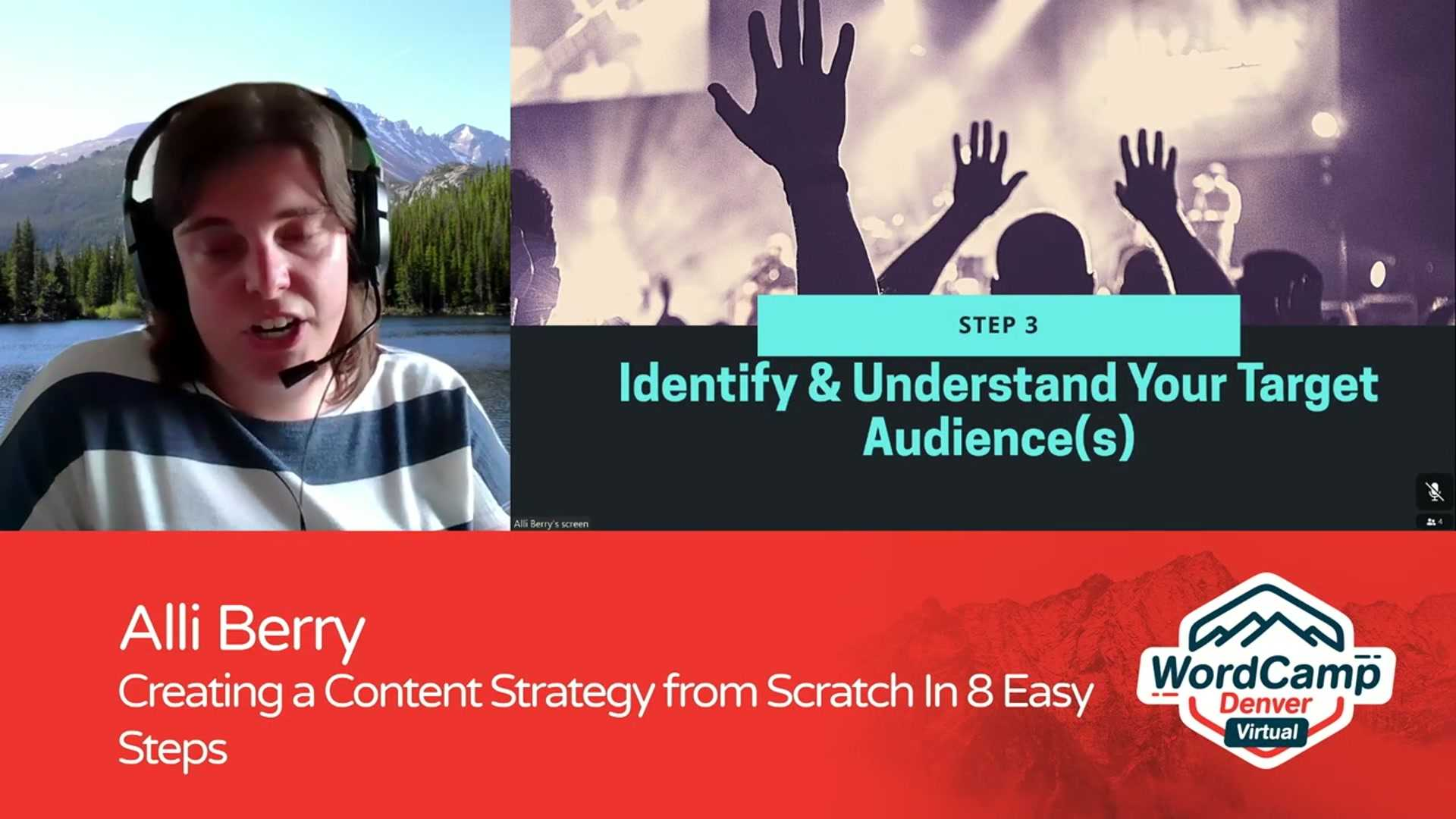 Alli Berry: [Workshop] Creating a Content Strategy from Scratch In 8 Easy Steps (part 2)