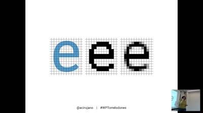 Ana Cirujano: Elige un tipo de letra adecuado para tu web