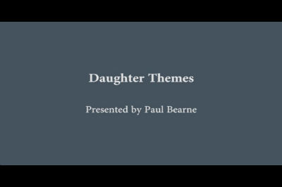 Paul Bearne: Daughter Themes