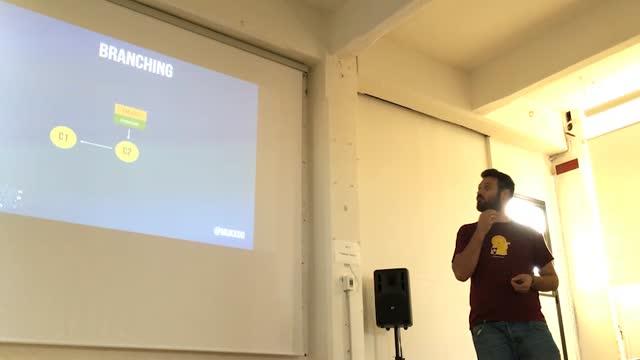Filippo Gangi Dino: Git Happens