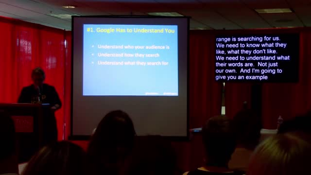 Kori Ashton: Get Google to Love Your WordPress Website