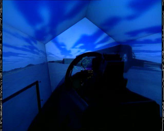 SELEX ES   ESS - Eurofighter Simulation Systems