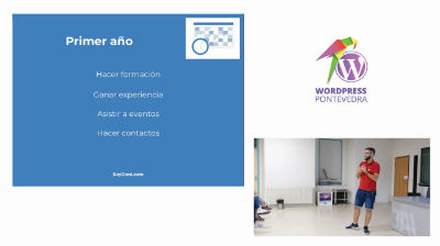 Dani Serrano: 3 años emprendiendo con WordPress
