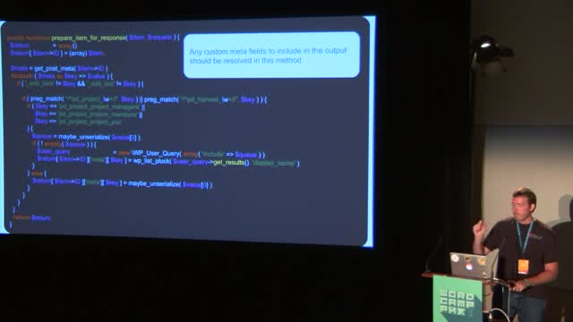 Matthew Dorman: Slick Websites with Custom WordPress JSON API Endpoints