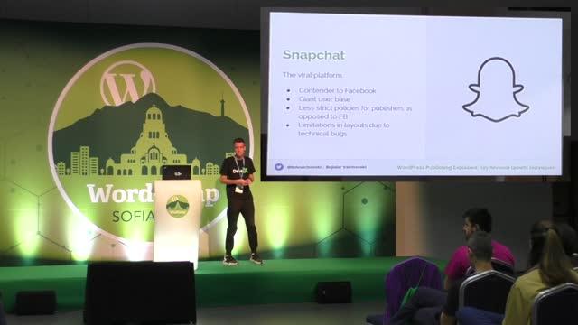 Bojidar Valchovski: WordPress Publishing Explained: Key Revenue Growth Techniques