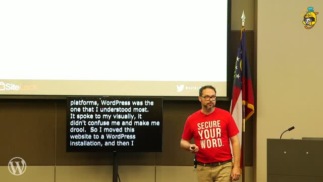 Adam W. Warner: WordPress as a Vehicle for Any Business - Visualizing and Achieving Success