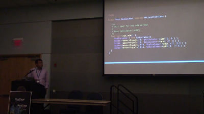 Behzod Saidov: How to Start Testing an Existing WordPress Plugin with PHPUnit
