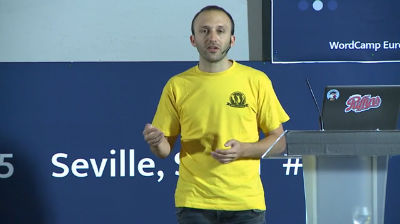 Xavier Borderie: Running Your WordPress Community - Where and How Global and Local Mix