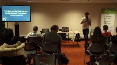 Sébastien Serre: Contribuer au projet WordPress sans être développeur ? C'est possible !