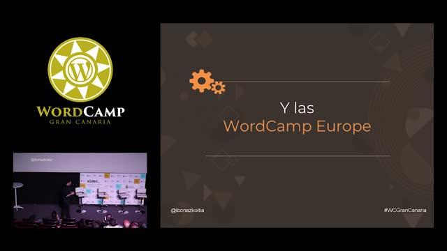 Ibon Azkoitia: Conseguir trabajo a la comunidad WordPress