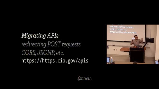 Andrew Nacin: Advanced Topics in WordPress Development