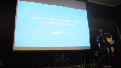 Pramana Adi Putra: Introduction to WordPress