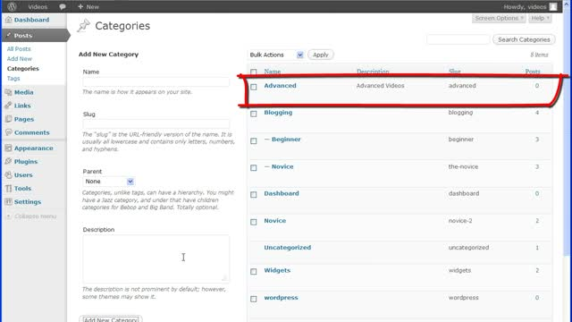 Understanding WordPress Post Categories