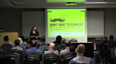 Leah Vogely: Don't Hurt to Convert: Maximizing WordPress Forms For Your Master Plan