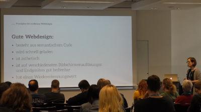 Daniela Wibbeke: Webdesign Gestaltungsgrundlagen für Nicht-Designer, Normalos und Entwickler