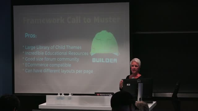 Shelly Peacock: Frameworks for Freelancers – Double Time IT!