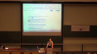 Julian Dziki: SEO und Linkbuilding im Jahr 2014