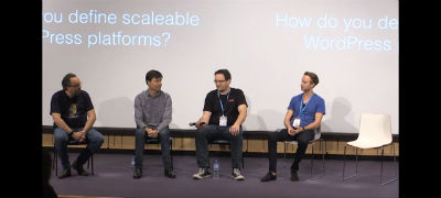 Panel: Best Practices In Building Scalable WordPress Platforms