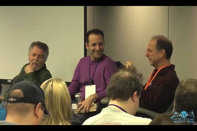 Doc Searls, David Weinberger, and Scott Kirsner: 10 Years after the Manifesto