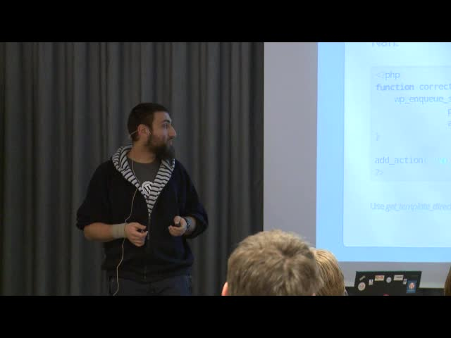 Mario Peshev: Mind your JavaScript