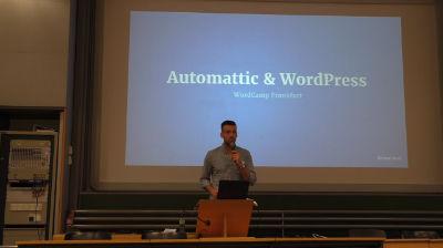 Konstantin Obenland: Automattic & WordPress erklärt