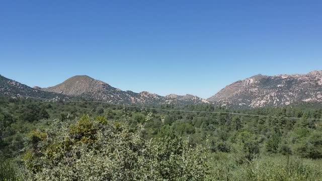 Granite Basin Recreational Area Prescott Az On The Loose Live