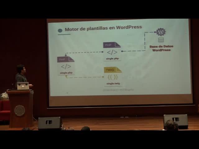 Fabian Altahona: Cómo funcionan realmente los frameworks en WordPress