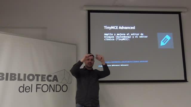 Javier Casares: Plugins básicos y favoritos