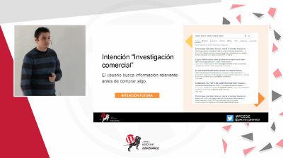 Gerardo García Asensio: ¿Cómo hacer un huevo frito? La intención del usuario y el SEO