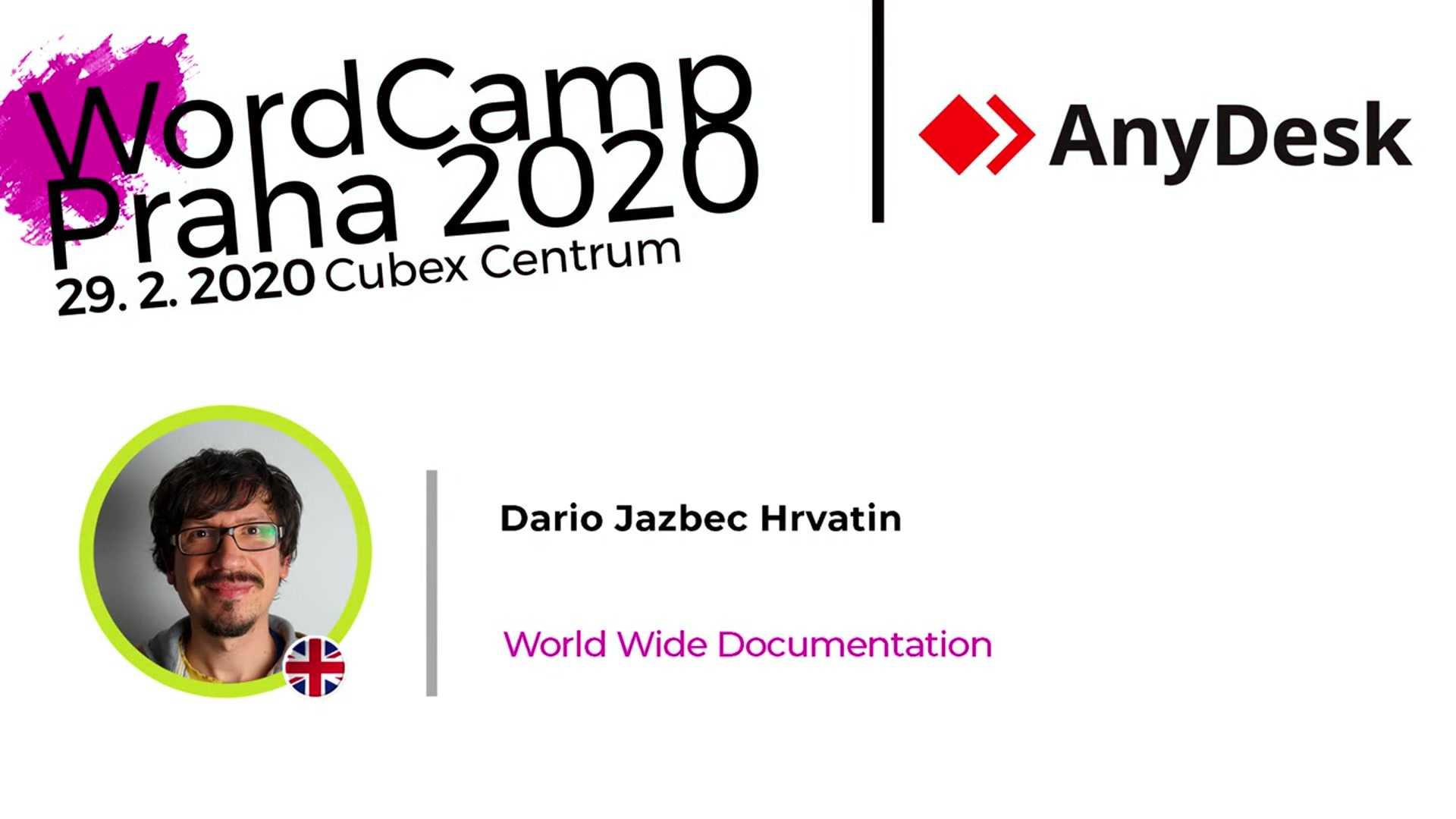Dario Jazbec Hrvatin: World Wide Documentation