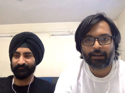 Saurabh Shukla and Gagan Deep Singh: Translating WordPress to Hindi