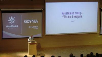 Krzysztof Dróżdż: Kreatywne czary z filtrami i akcjami